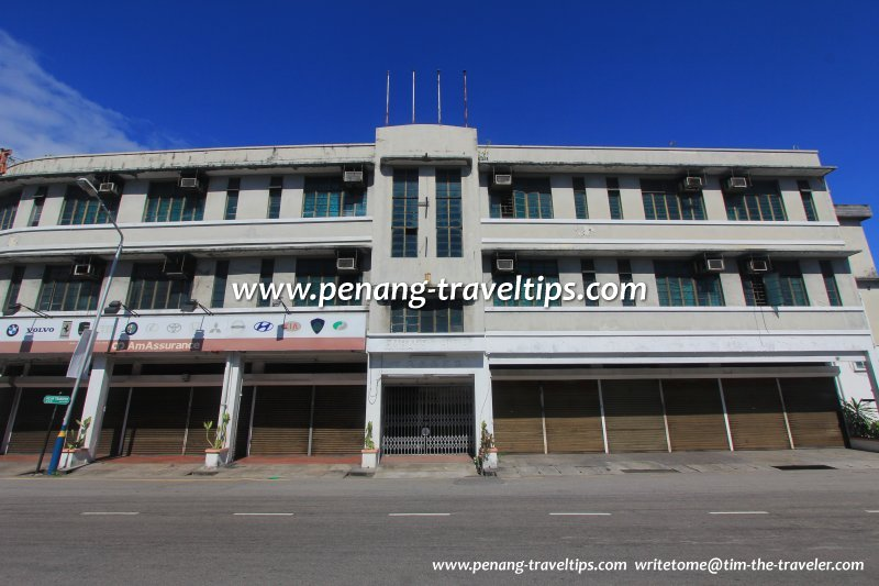 Embassy Hotel, George Town