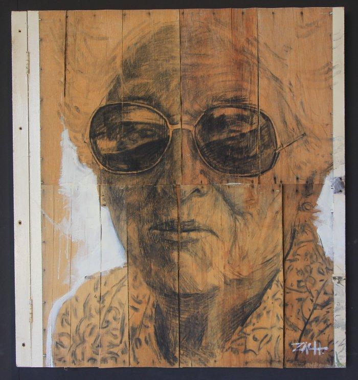 Ernest Zacharevic: Betty