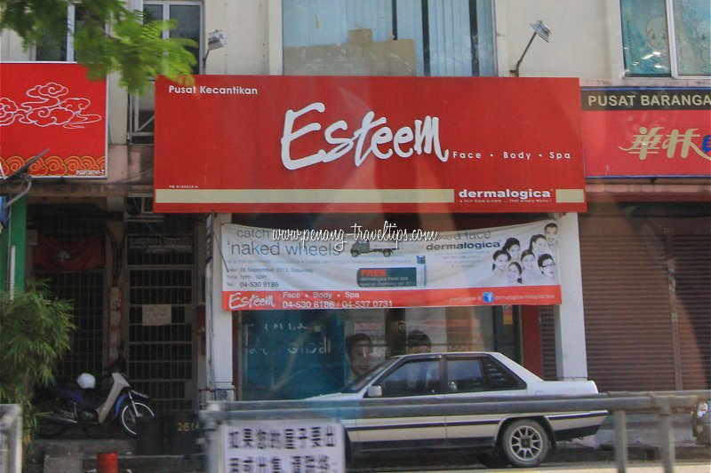 Esteem Beauty Centre, Bukit Mertajam