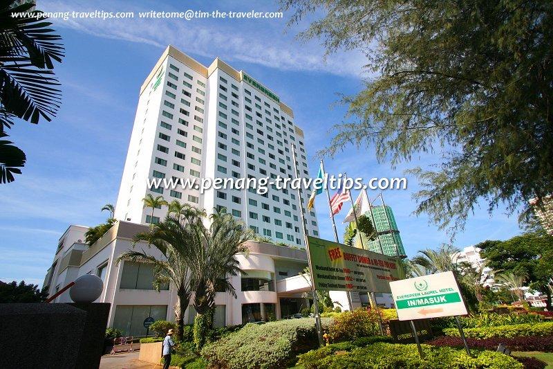 Evergreen Laurel Hotel, Penang