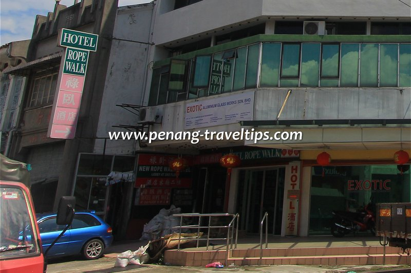 Exotic Aluminium Glass Works Sdn Bhd, George Town, Penang