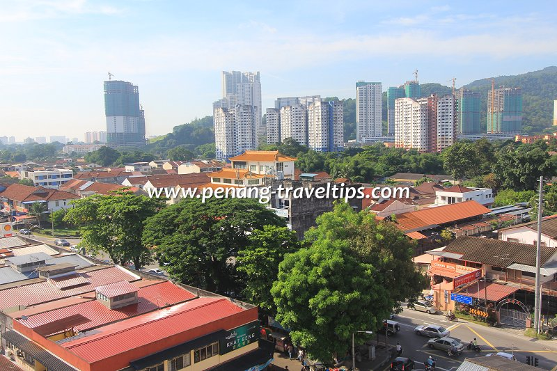 New condominiums in Farlim