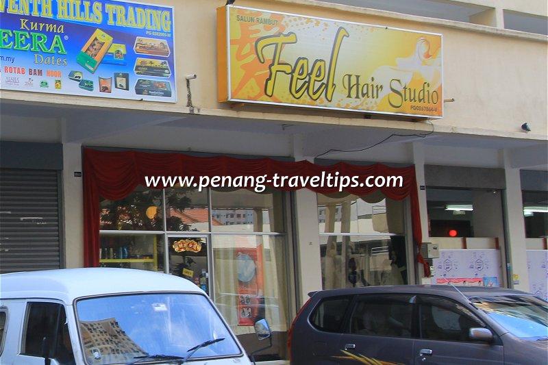 Feel Hair Studio, Macallum Street Ghaut