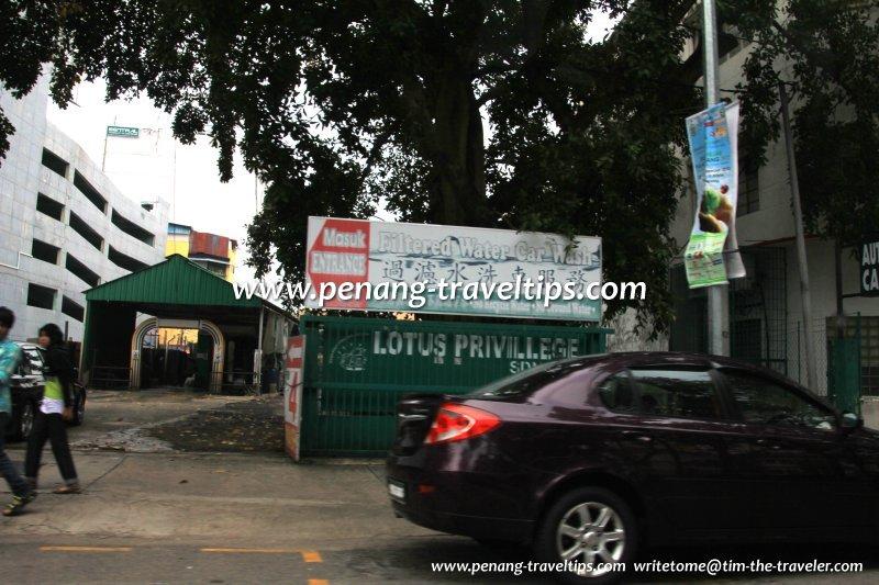 Car Wash In Penang Pulau Pinang