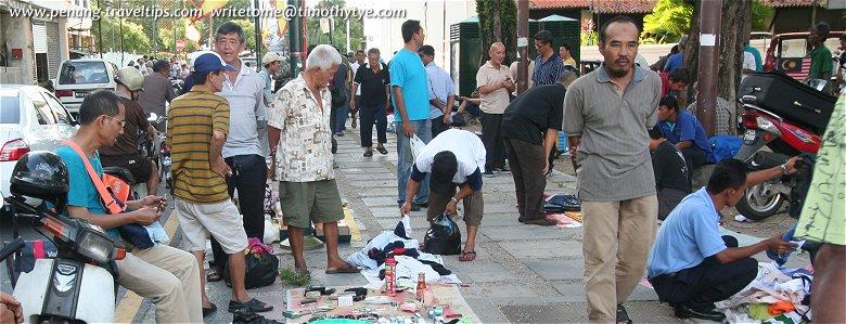 Flea Markets in Penang