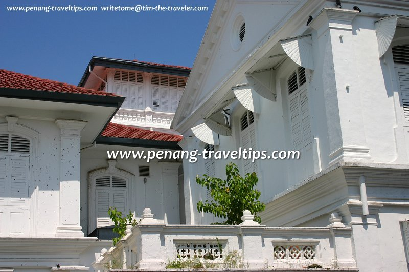 Foo Tye Sin Mansion, 4th storey lookout tower
