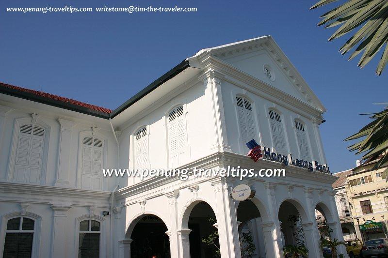 Foo Tye Sin Mansion, George Town