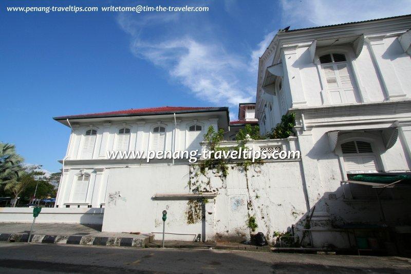 Foo Tye Sin Mansion, Penang Street