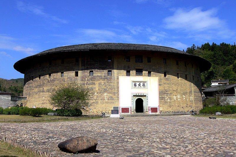 Fujian tulou, home of the Hakka settlers in Fujian province