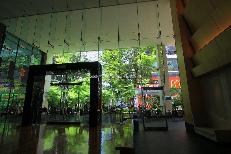 g Hotel interior