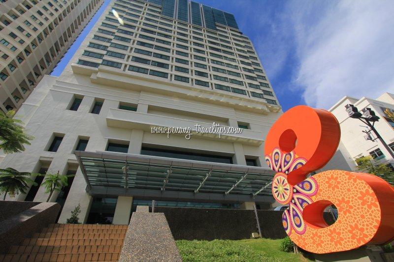 g Hotel, Gurney Drive, Penang