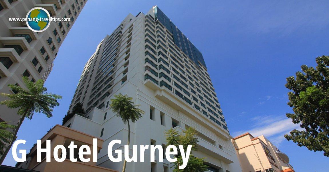 g Hotel, Penang
