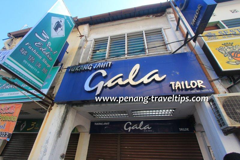 Gala Tailor