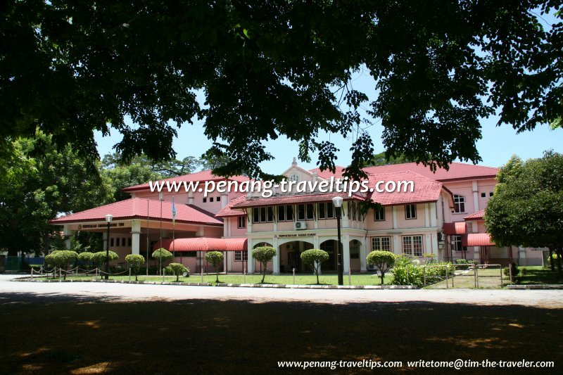 George Town public libraries