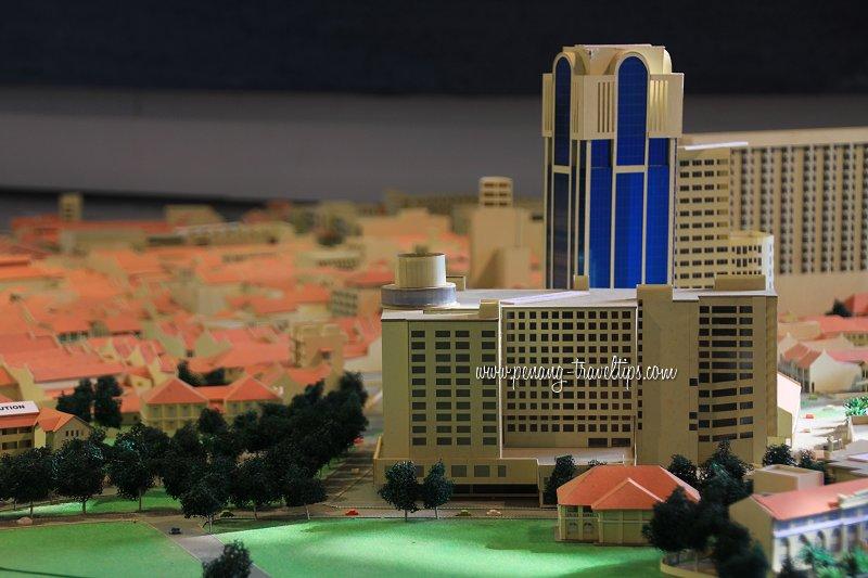 George Town skyscrapers
