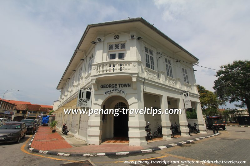 George Town World Heritage Inc.