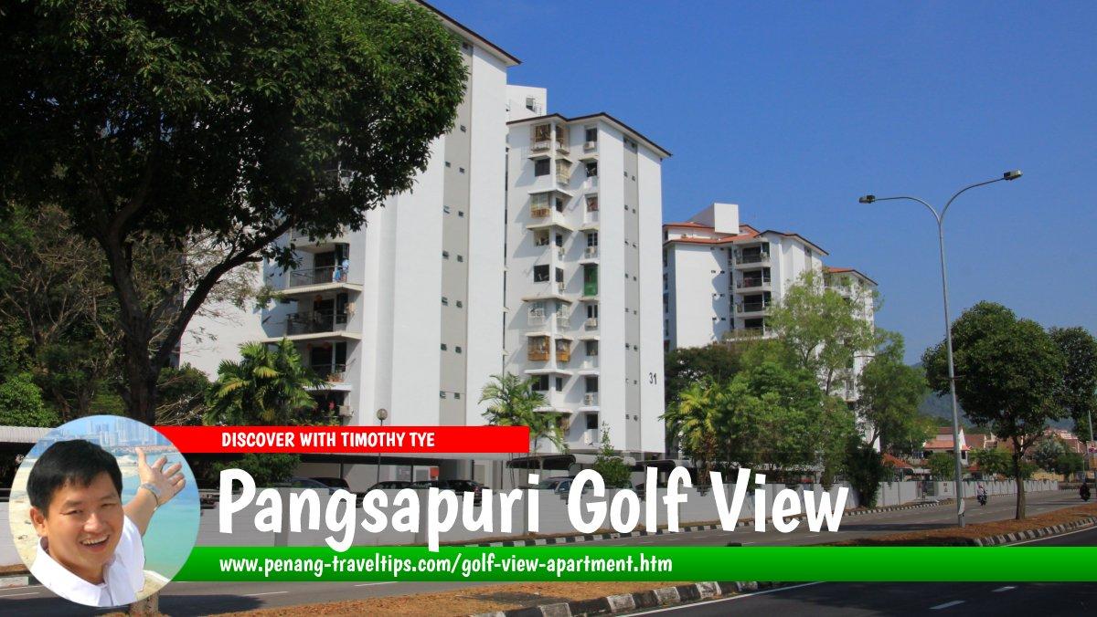 Golf View Apartment