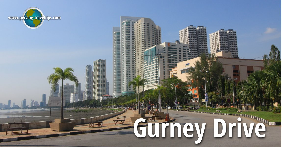 Gurney Drive George Town Penang