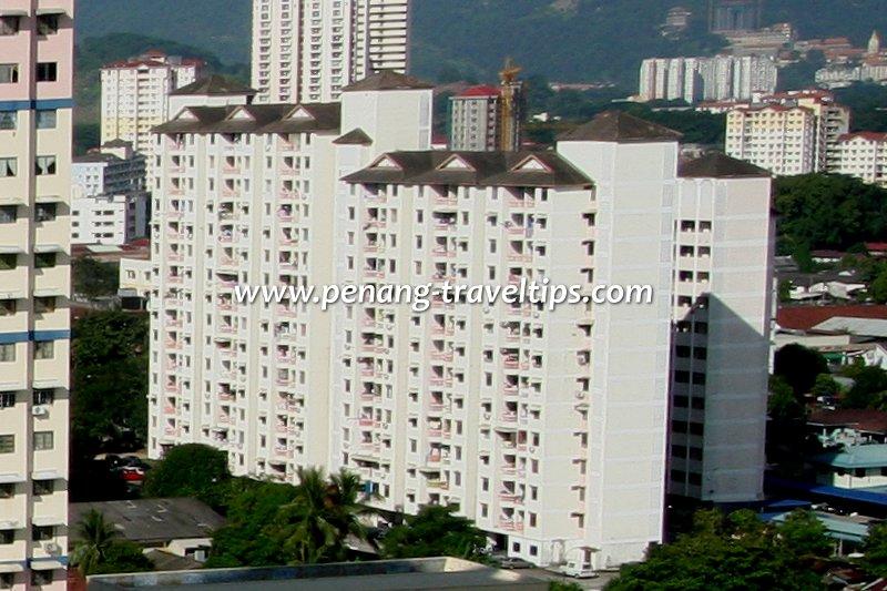 Halaman Damai Apartment