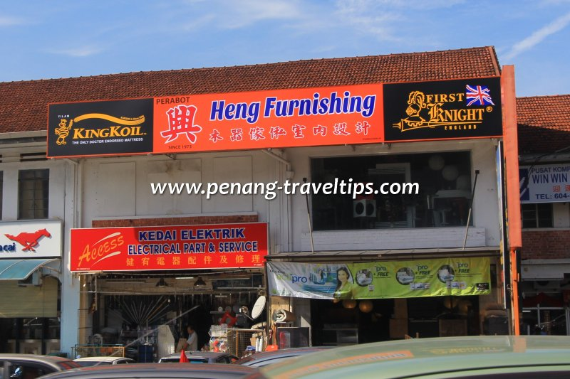 Heng Furnishing, Air Itam