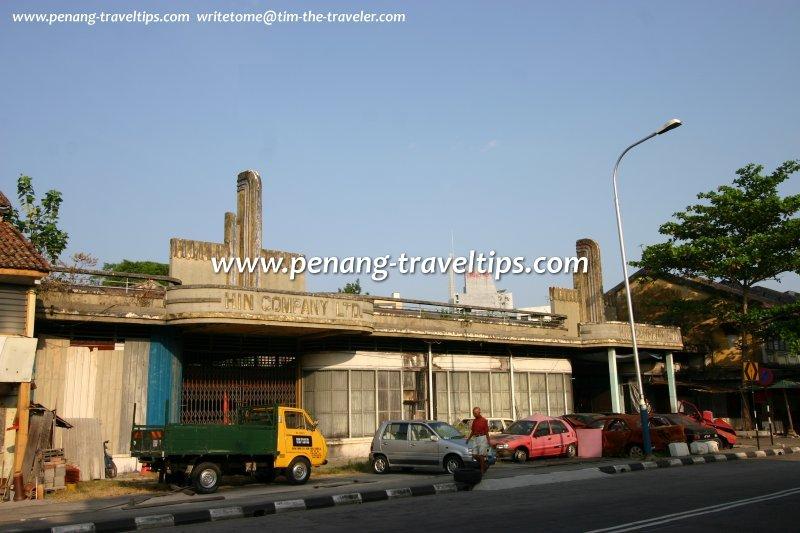 Hin Bus Depot, Brick Kiln Road, Penang