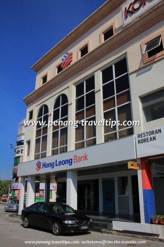 Hong Leong Bank, Bayan Point