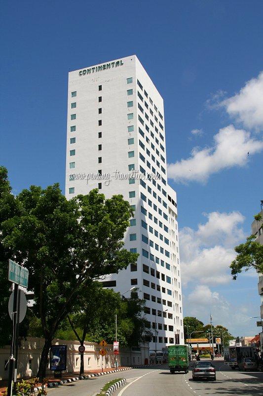 Hotel Continental, Penang