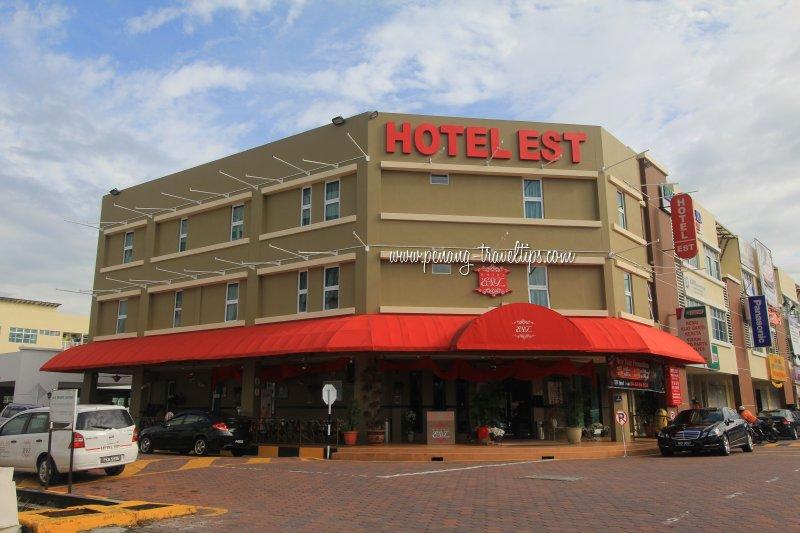 Hotel EST, Sungai Tiram, Bayan Lepas