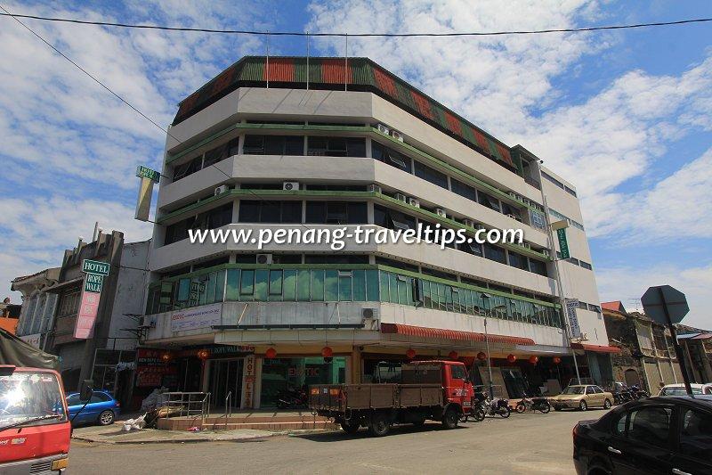 Hotel Rope Walk, George Town, Penang