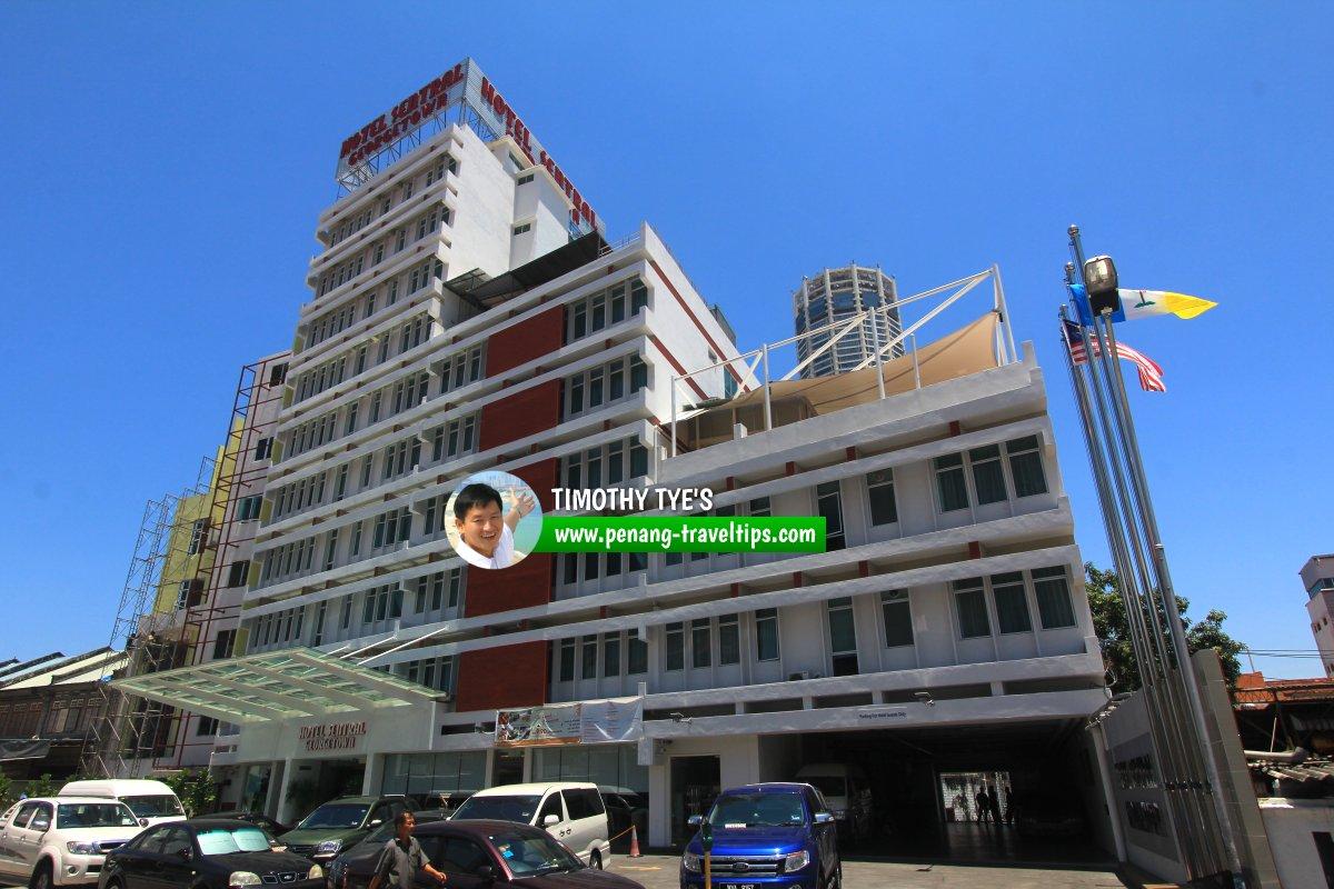 Hotel Sentral, George Town, Penang