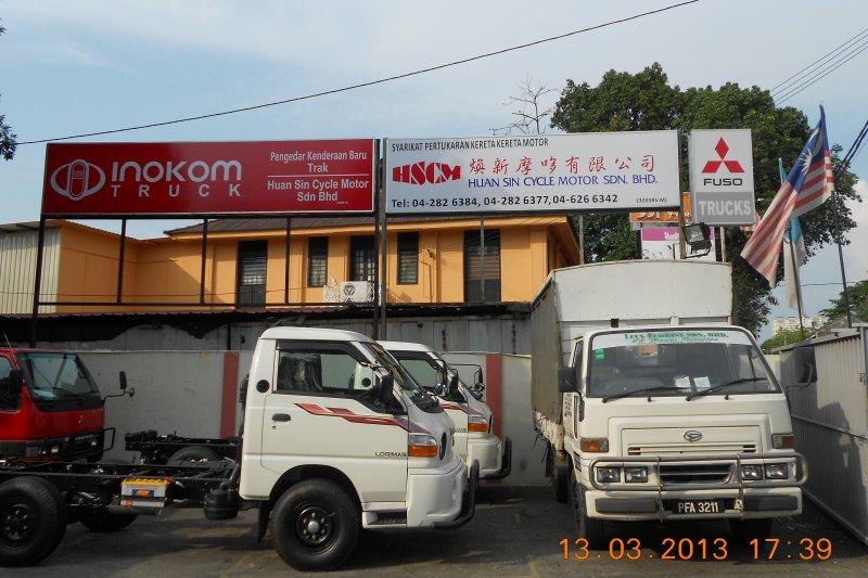 Huan Sin Cycle Motor Sdn Bhd