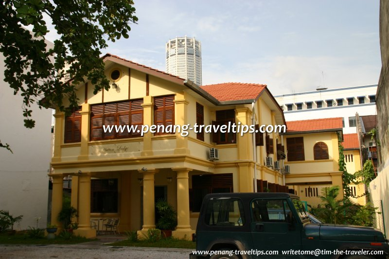 Hutton Lodge, George Town, Penang