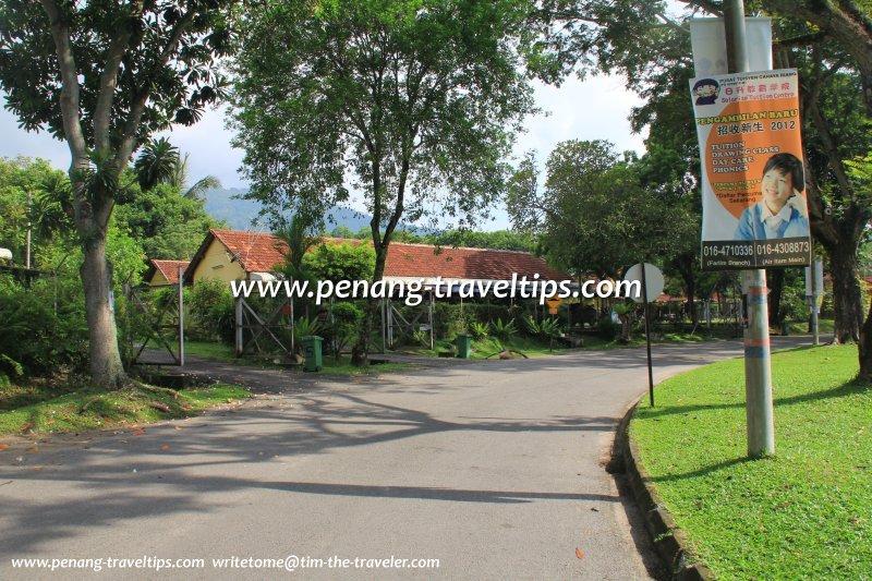 Ibbetson Road, Penang
