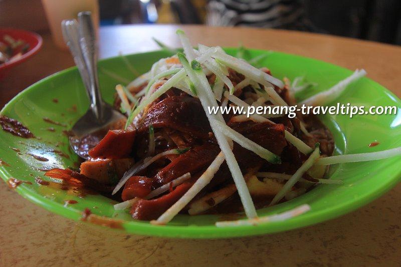 Indian Pasembur, Seng Lee Cafe