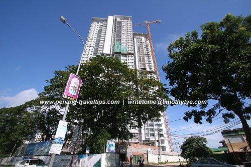 Infinity Condominium, Tanjung Bungah
