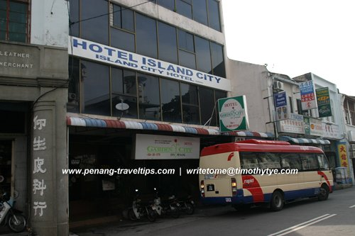 Island City Hotel
