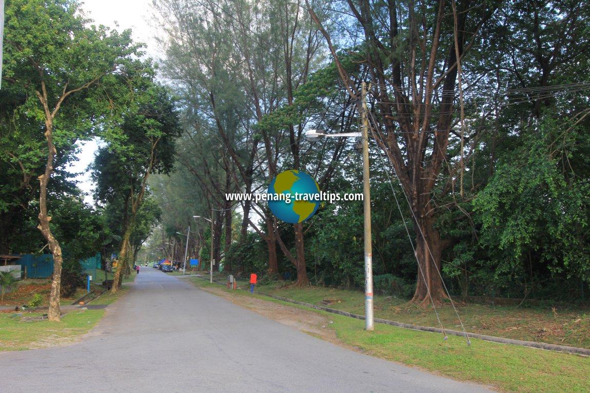Jalan Akuarium, Penang