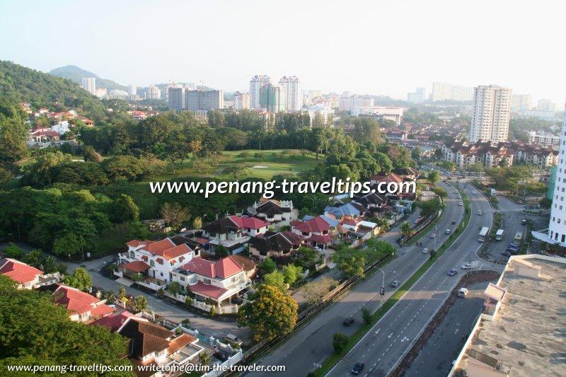 Jalan Bukit Gambir