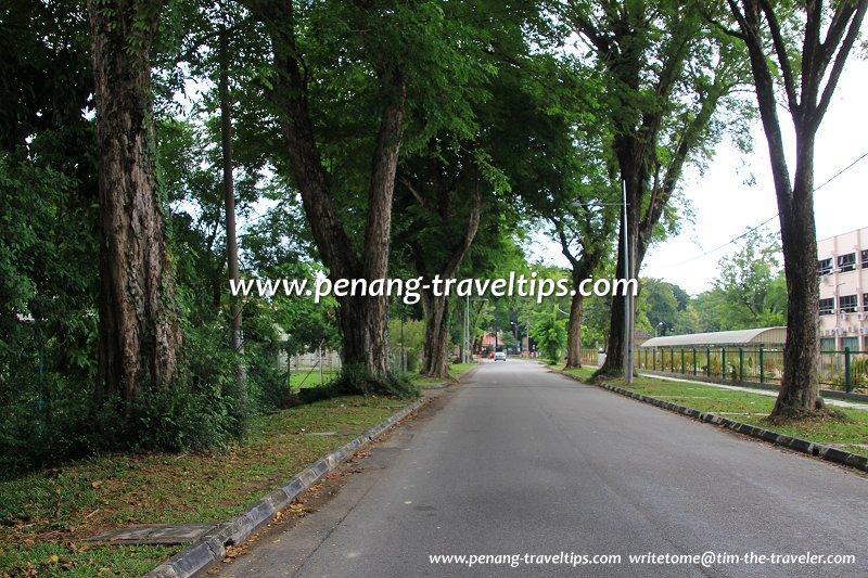 Jalan Han Chiang, Penang