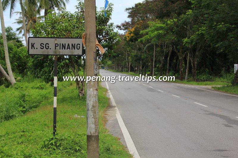 Jalan Kuala Sungai Pinang