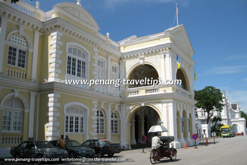 Jalan Padang Kota Lama (Esplanade Road)