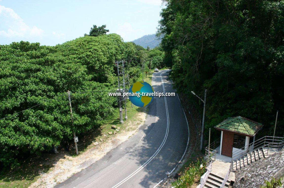 Jalan Pantai Acheh