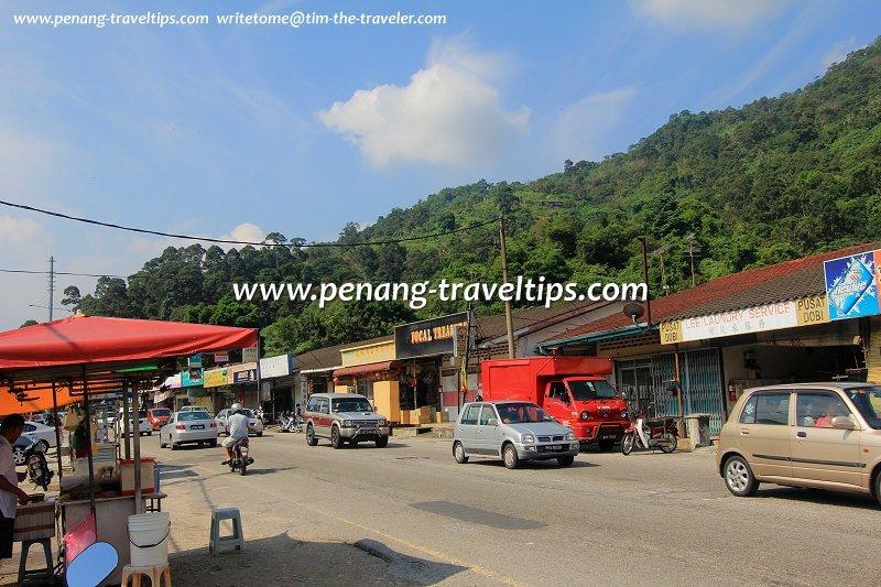 Jalan Paya Terubong in Paya Terubong