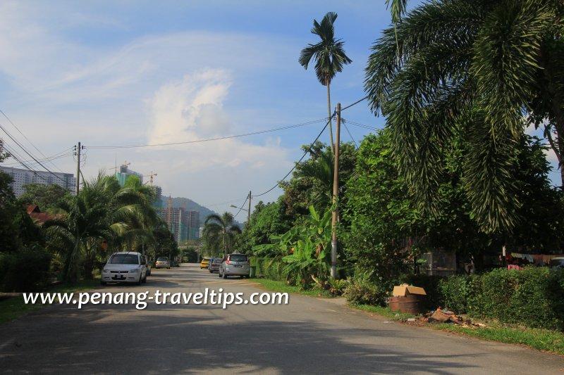Jalan Shaik Eusoff