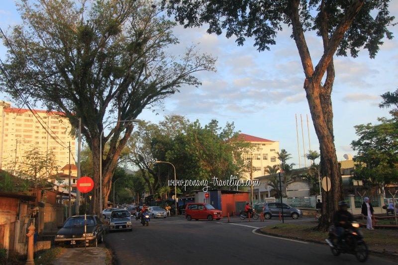 Jalan Utama, Penang