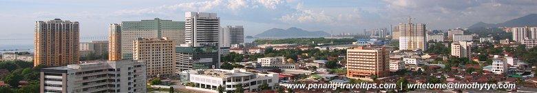 Jelutong Panorama