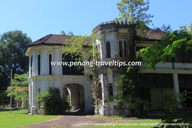 Judge's Residence, Penang