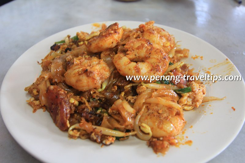 Kafe Mandarin char koay teow