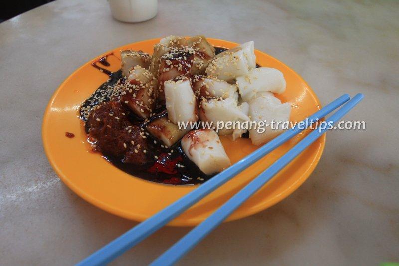 Kafe Mandarin chee cheong fun