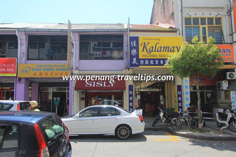 Kalamay Holding, Campbell Street